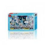 Pintoo-H1592 Puzzle en Plastique - New York City