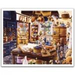 Pintoo-H1667 Puzzle en Plastique - Boulangerie