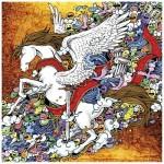 Pintoo-H1675 Puzzle en Plastique - Pegasus