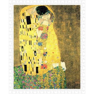 Pintoo-H1764 Puzzle en Plastique - Klimt Gustav - The Kiss