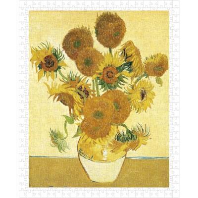 Pintoo-H1773 Puzzle en Plastique - Van Gogh Vincent - Sunflowers, 1888