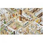 Pintoo-H1777 Puzzle en Plastique - Smart - The Office