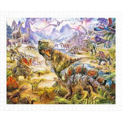 Pintoo-H1919 Puzzle en Plastique - Jan Patrik Krasny - Dinosaurs