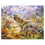 Pintoo-H1920 Puzzle en Plastique - Jan Patrik Krasny - Dinosaurs