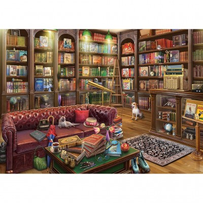 Pintoo-H2084 Puzzle en Plastique - Eduard - Ye Olde Bookshop
