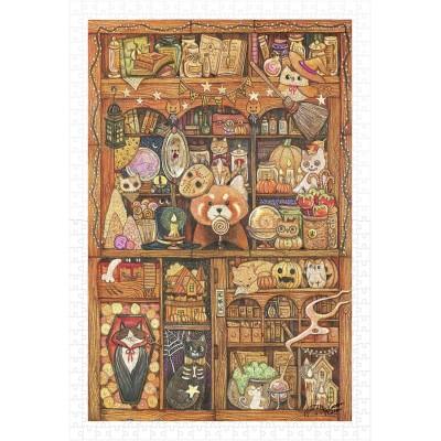 Pintoo-H2240 Cotton Lion - Coon Magic House