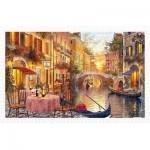 Pintoo-H2248 Dominic Davison - Venetian Sunset Showpiece