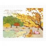 Pintoo-H2308 Mandie - Autumn Picnic Under The Maple
