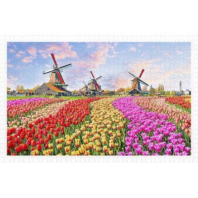 Pintoo-H2324 Zaanse Schans, Pays-Bas