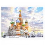 Pintoo-H2327 Saint Basil's Cathedral, Russia