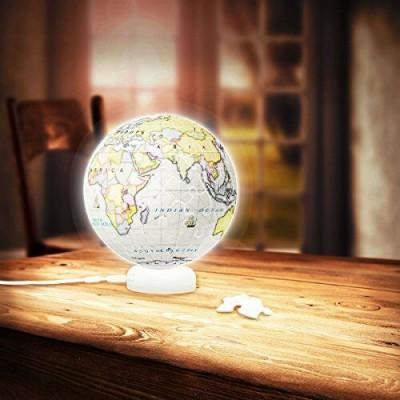 Pintoo-J1021 Puzzle 3D - Sphere Light - Purple Globe