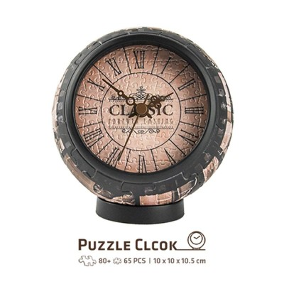 Pintoo-KC1006 Puzzle 3D Clock - Forever Lasting