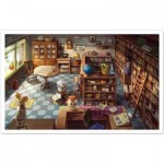 Pintoo-PH1007 The bookstore