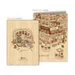 Pintoo-Y1014 Puzzle Cover - Love Corner