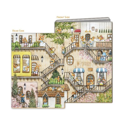Pintoo-Y1042 Puzzle Cover - The Tree House