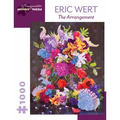 Pomegranate-AA1009 Eric Wert - The Arrangement, 2015