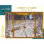 Pomegranate-AA1020 Lawren S. Harris - Autumn Forest