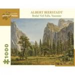 Pomegranate-AA1029 Albert Bierstadt - Bridal Veil Falls, Yosemite Valley, California