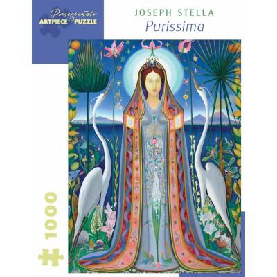 Pomegranate-AA1063 Joseph Stella - Purissima, 1927