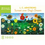 Pomegranate-AA1090 L. C. Armstrong - Sunset over Dog's Dream