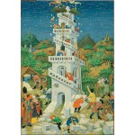 Pomegranate-AA575 La Tour de Babel: Un chef-d'oeuvre médiéval