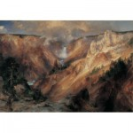 Pomegranate-AA611 Thomas Moran : Le Grand Canyon de Yellowstone