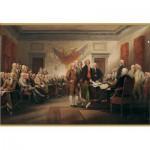 Pomegranate-AA676 John Trumbull : La Déclaration d'Indépendance, 4 Juillet 1776