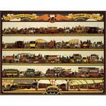 Pomegranate-AA735 Richard T. Cooper : Les transports Londoniens à travers les âges