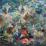 Pomegranate-AA808 Joseph Stella : Bataille des Lumières, Coney Island