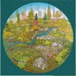 Pomegranate-AA810 Bill Martin : Jardin de la vie