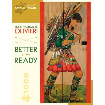 Pomegranate-AA822 Irene Hardwicke Olivieri - Better is the Ready: