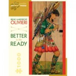 Pomegranate-AA822 Irene Hardwicke Olivieri - Better is the Ready:
