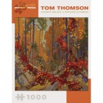 Pomegranate-AA825 Tom Thomson - Autumn's Garland