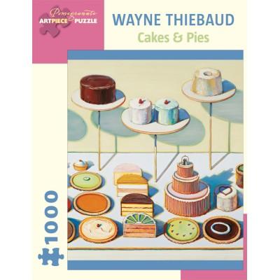 Pomegranate-AA834 Wayne Thiebaud - Cakes and Pies