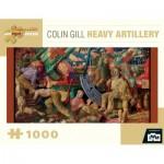 Pomegranate-AA843 Colin Gill - Heavy Artillery, 1919