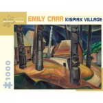Pomegranate-AA925 Emily Carr - Kispiax Village, 1929