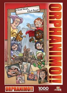 PuzzelMan-039 Orphanimo : Famille