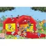 PuzzelMan-133 Bob et Bobette enfants : Et que ça saute !