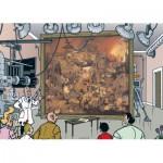 PuzzelMan-135 Bob et Bobette : Peinture Dulle Griet