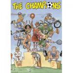 PuzzelMan-151 Les Champions : Podium