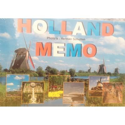 PuzzelMan-227 Hollande Mémo