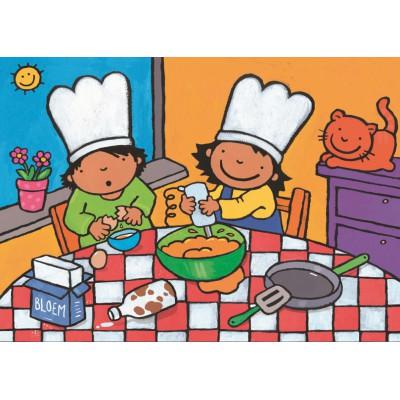 PuzzelMan-248 Noa : Dans la cuisine
