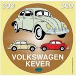PuzzelMan-260 Volkswagen : La Coccinelle