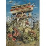 PuzzelMan-262 Marius van Dokkum : L'Arche de Noé