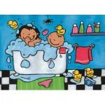 PuzzelMan-268 Noa : Dans la salle de bain
