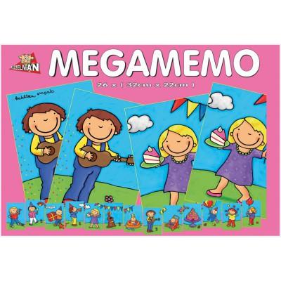 PuzzelMan-356 Noa : Jeux de Mémo