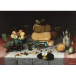 PuzzelMan-389 Collection Rijksmuseum Amsterdam - Floris van Dyck - Nature morte fromage