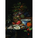 PuzzelMan-391 Collection Rijksmuseum Amsterdam - Mignon : Les Huitres