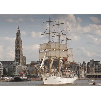 PuzzelMan-405 Belgique : Anvers