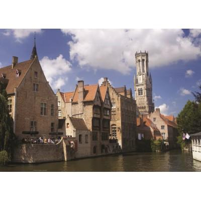 PuzzelMan-406 Belgique : Bruges
